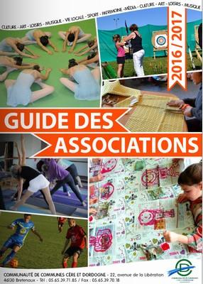 Guide associations 2017