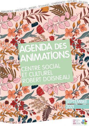 Programme des animations Septembre 2021