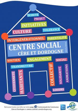 Plaquette des services du Centre Social