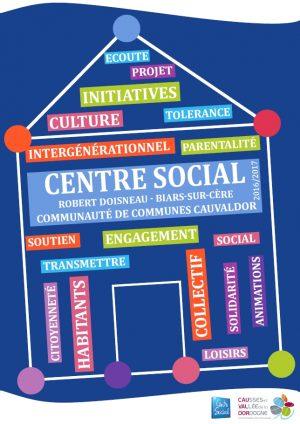 Guide du Centre Social Robert Doisneau