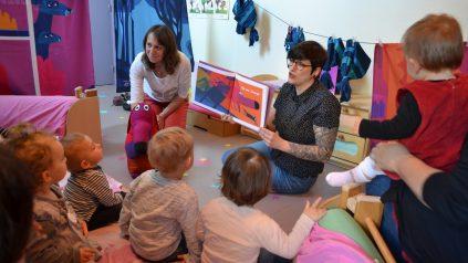 Le rendez-vous des bébés lecteurs