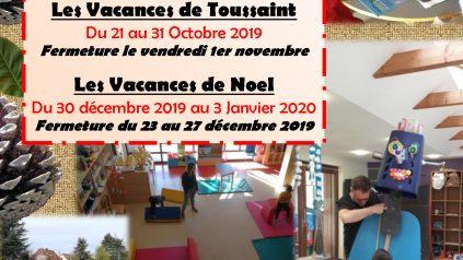 Toussaint et Décembre
