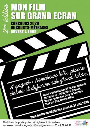 Concours «Mon film sur grand écran»