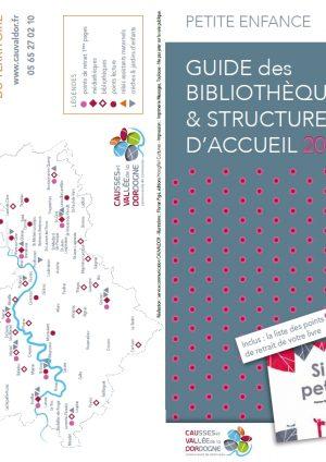 Guide des bibliothèques et structures d'accueil 2020