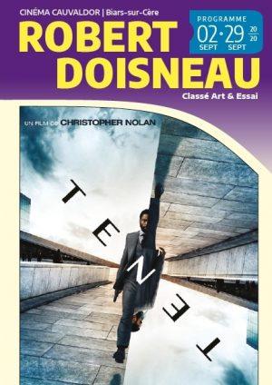 Programme cinéma du 02 au 29 septembre 2020