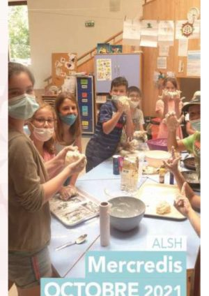 Programme ALSH 3-10 ans Mercredis d'octobre