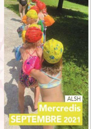 Programme ALSH 3-10 ans Mercredis de septembre